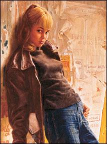 Illustration Pulp Amp Paperback Artists James Bama