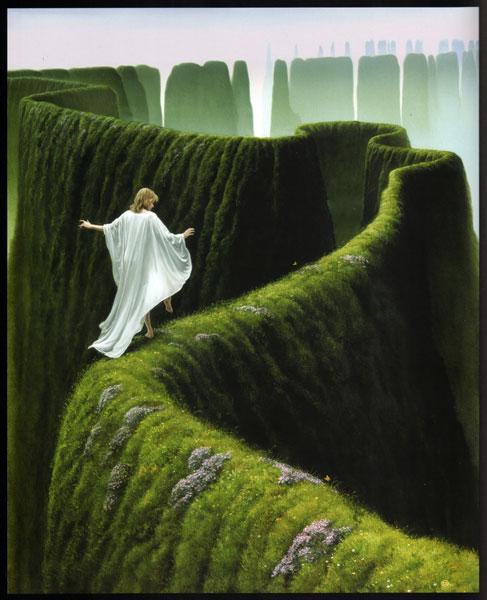 Illustration :: Science Fiction / Fantasy Artists
