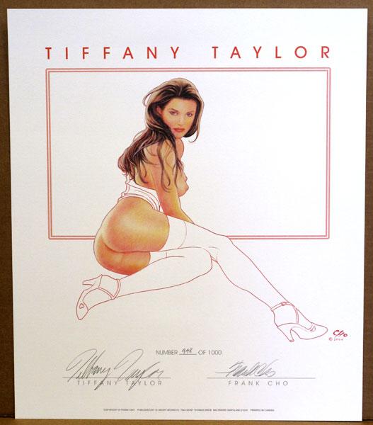 tiffany taylor instagram