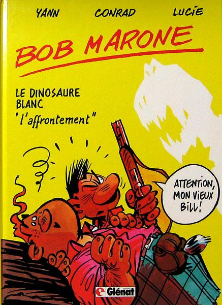 Bob Marone 1 & 2: Le Dinosaure Blanc (Complete Set)
