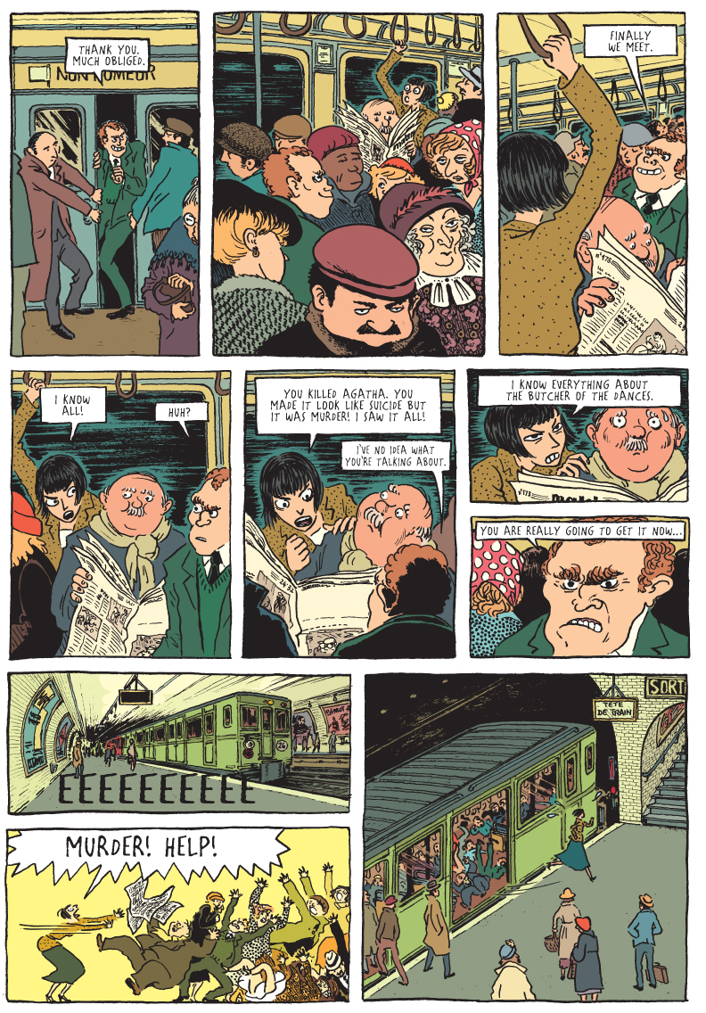 Comic Amp Sequential Art Bande Dessinee In English