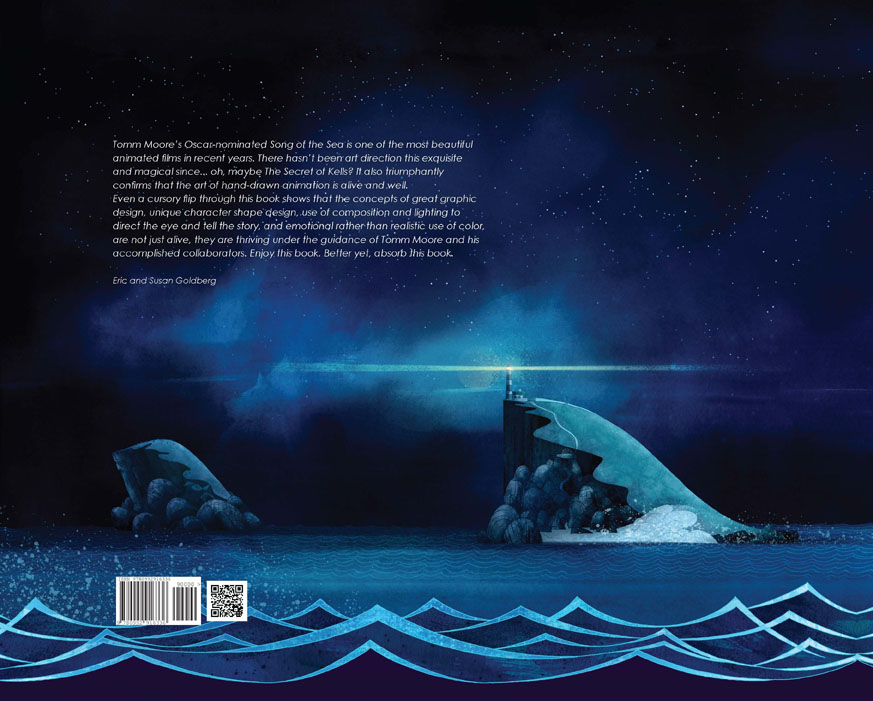 Animation Amp Film Song The Sea Artbook