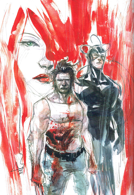 Sketchbooks :: Dustin Nguyen 2016 - Signed