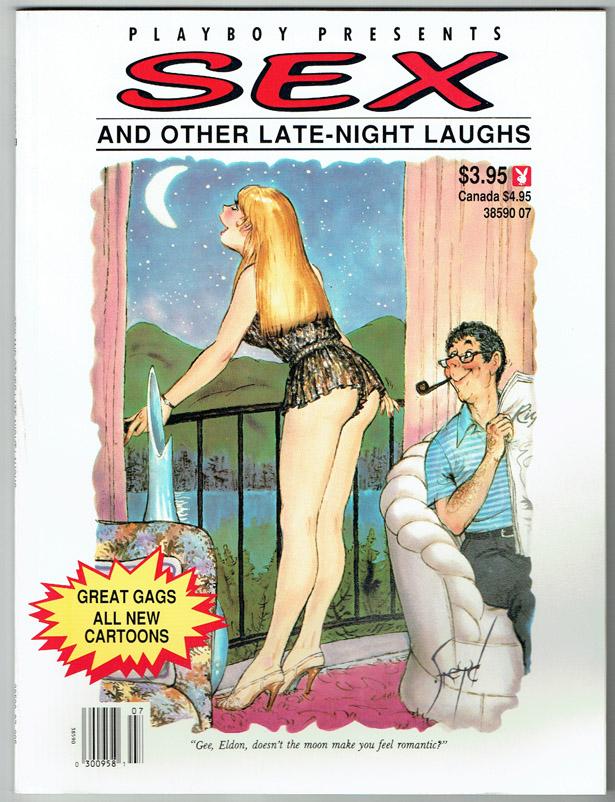 Порно комиксы плейбой