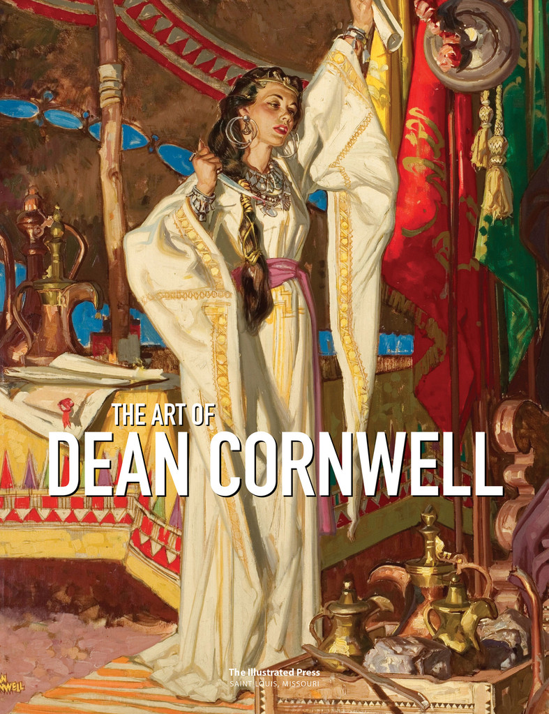 Dean Cornwell and William Lyon Phelps