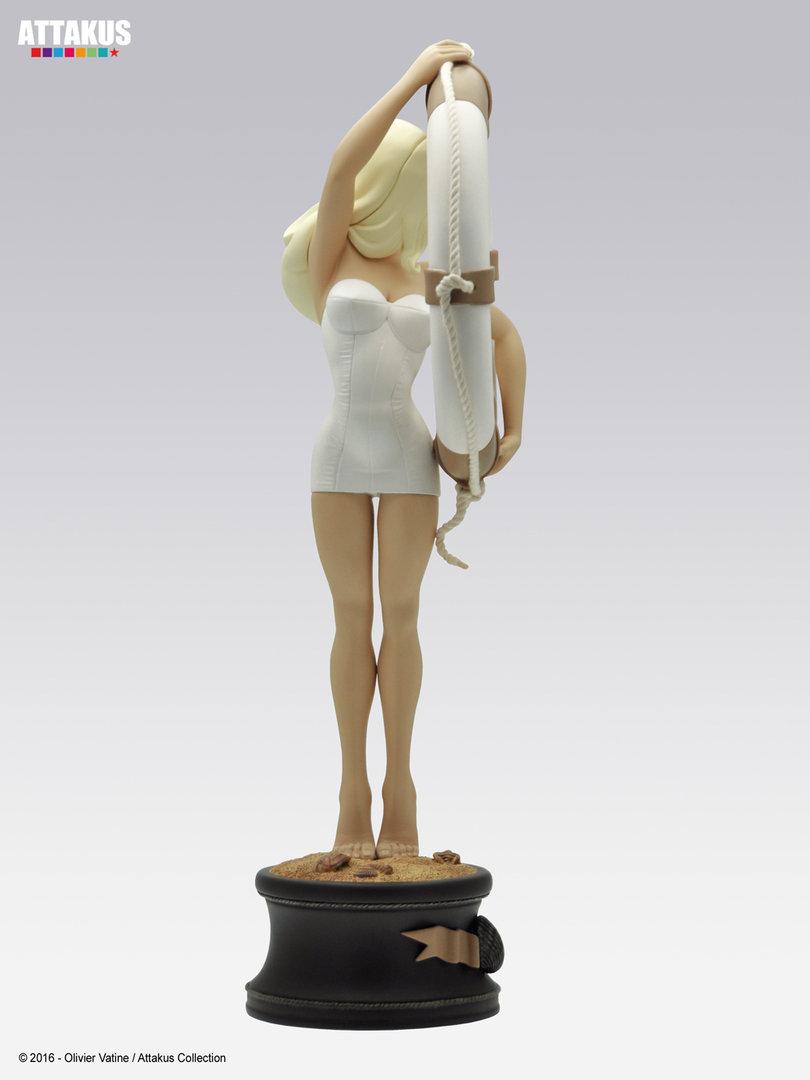 statues vinyls toys collectibles vicki riviera summer pin up statue. Black Bedroom Furniture Sets. Home Design Ideas