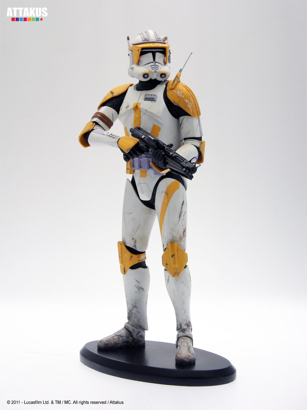 Statues Vinyls Toys Amp Collectibles Commander Cody