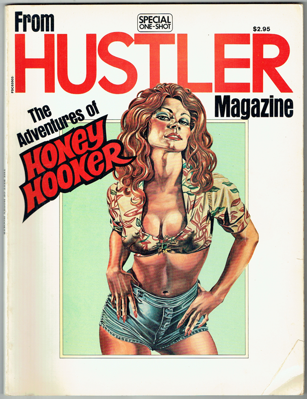 honey hustler Comic hooker