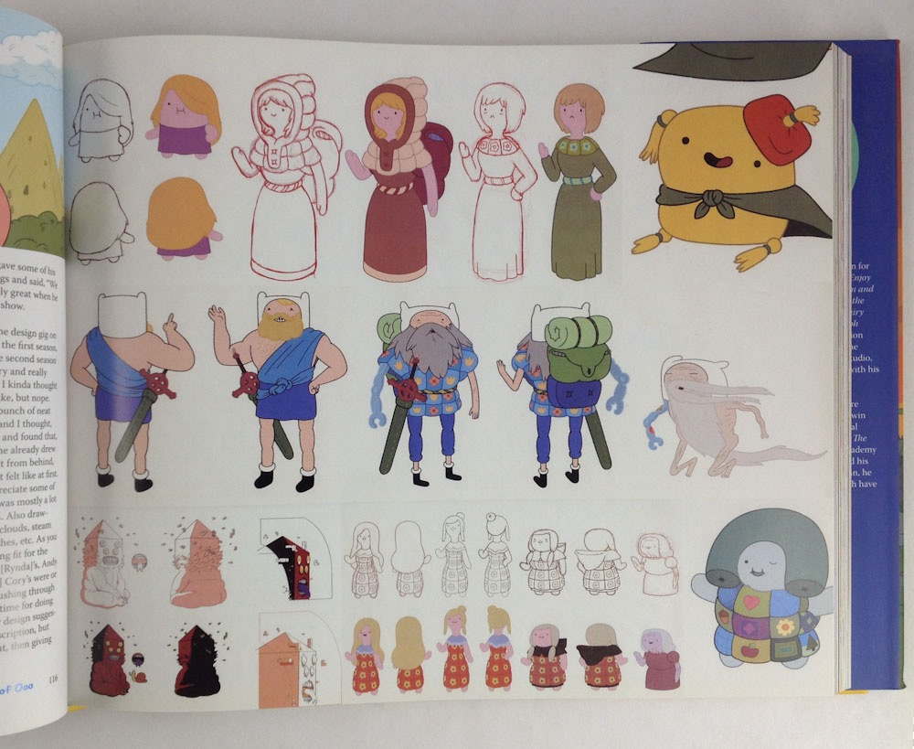 Animation Amp Film Adventure Time The Art Of Ooo
