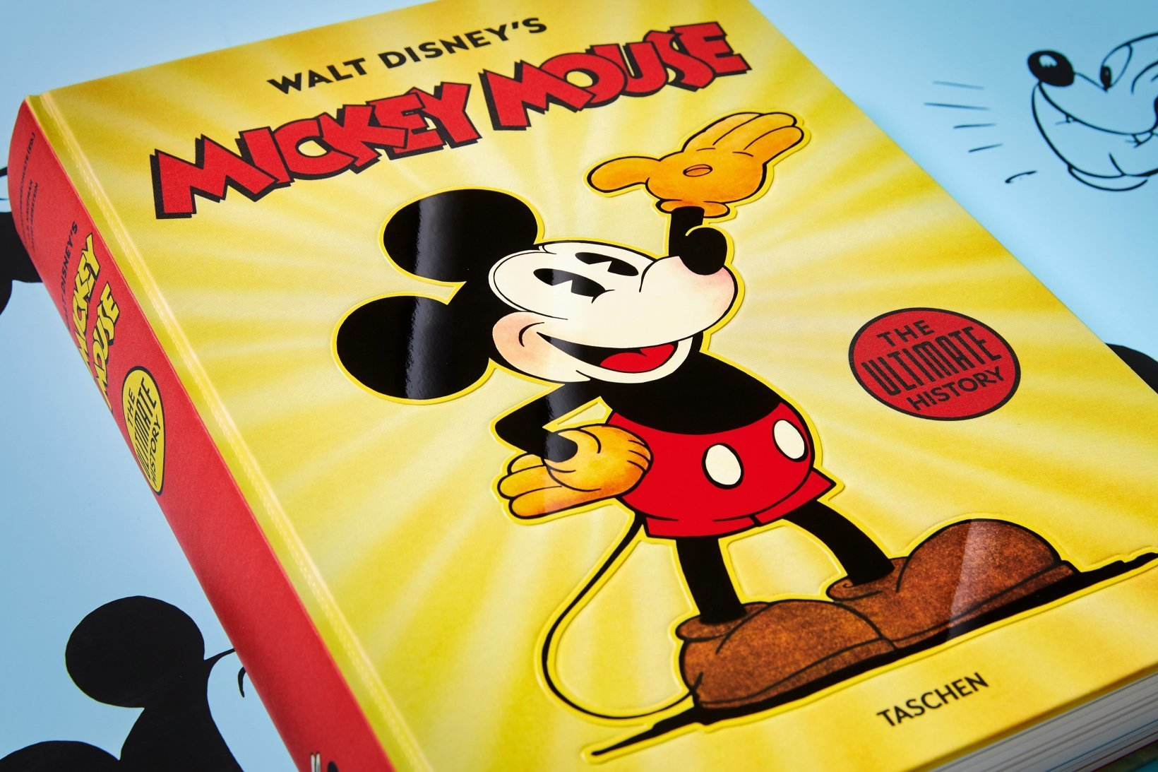 New Arrivals Walt Disney S Mickey Mouse The Ultimate History