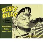 Rusty Riley, Volume 1: Dailies, 1948-1949