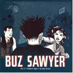 Buz Sawyer, Volume 2: Sultry's Tiger