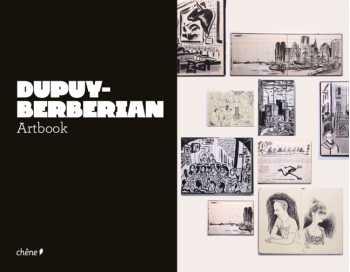Dupuy-Berberian Artbook