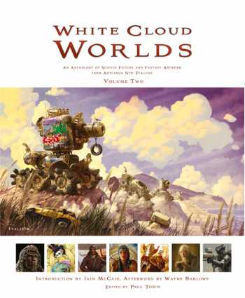 White Cloud Worlds, Volume Two