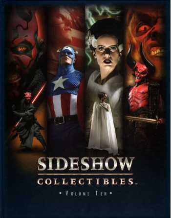 Sideshow Collectibles, Volume Ten