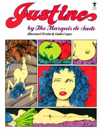 Justine, by the Marquis de Sade