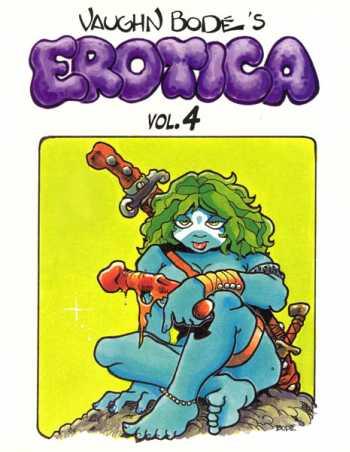 Vaughn Bode's Deadbone Erotica, Vol. 4