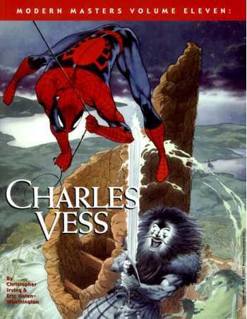 Modern Masters Volume Eleven: Charles Vess