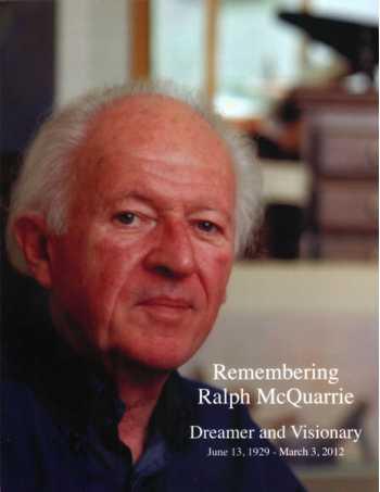 Remembering Ralph McQuarrie