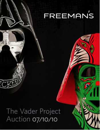The Vader Project Auction