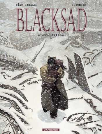 Blacksad, Tome 2: Arctic-Nation