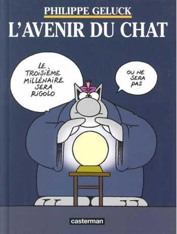 Le Chat, Tome 9: L'Avenir du Chat