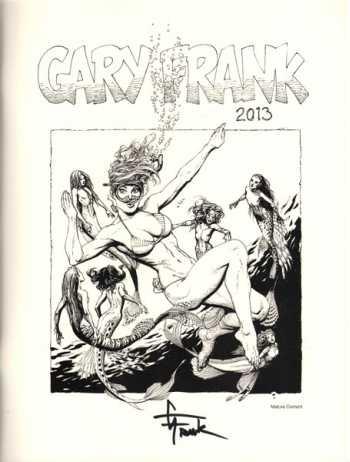 Gary Frank 2013