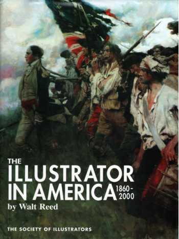The Illustrator in America 1860-2000