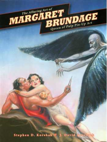 The Alluring Art of Margaret Brundage: Queen of Pulp Pin-Up Art (Slipcased Limited Edition)