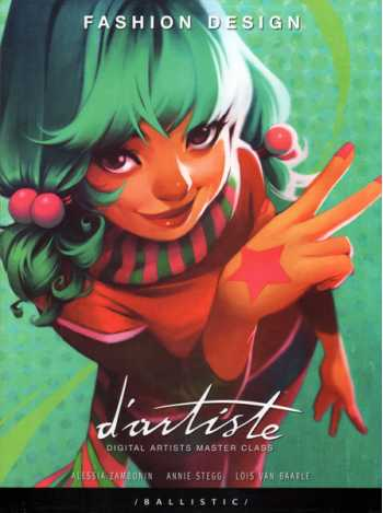 d'artiste Fashion Design: Digital Artists Master Class