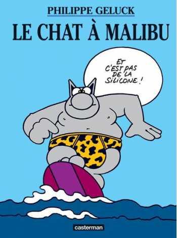 Le Chat, Tome 7: Le Chat A Malibu
