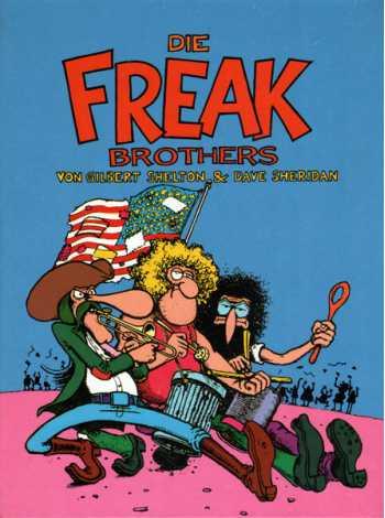 Die Freak Brothers