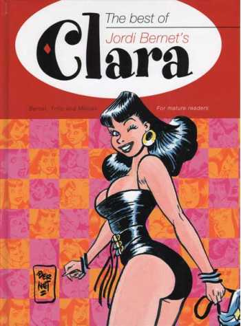 The Best of Jordi Bernet's Clara