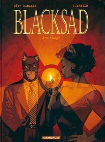 Blacksad, Tome 3: Ame Rouge