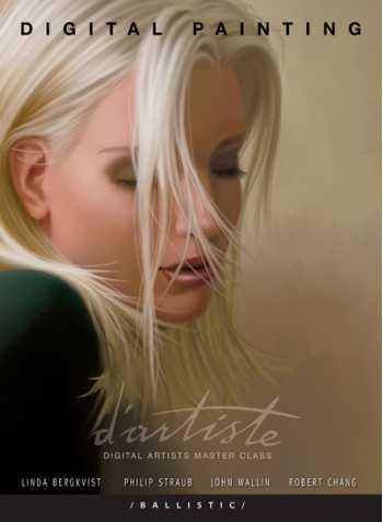 d'artiste Digital Painting: Digital Artists Master Class