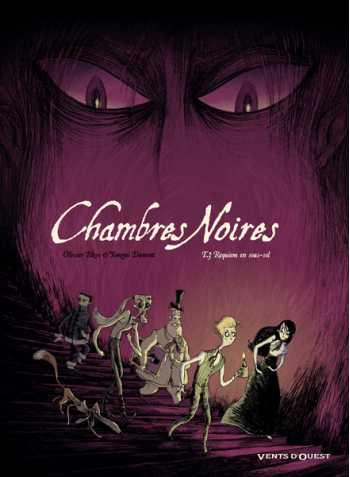 Chambres Noires, Tome 3: Requiem en Sous-sol