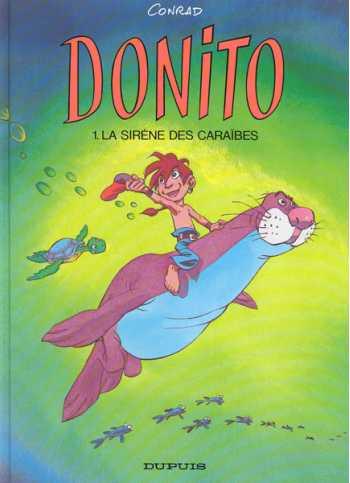 Donito, Tome 1: La Sirene Des Caraibes
