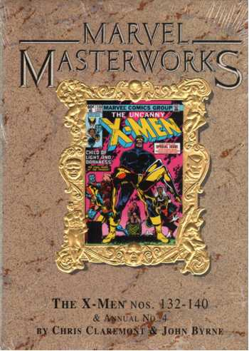 Marvel Masterworks Vol. 40: The Uncanny X-Men (Limited Classic Cover Variant)