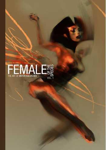 Female of the Species: The Art of Viktor Kalvachev
