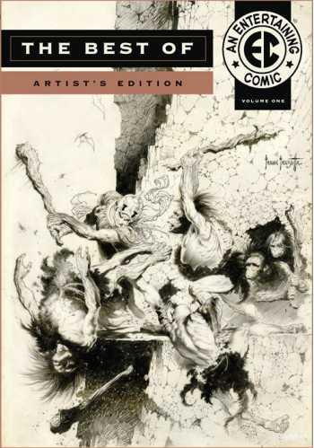 The Best of EC: Artist's Edition, Volume 1