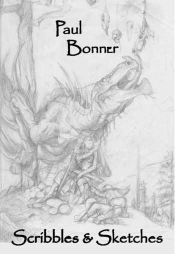 Paul Bonner: Scribbles and Sketches