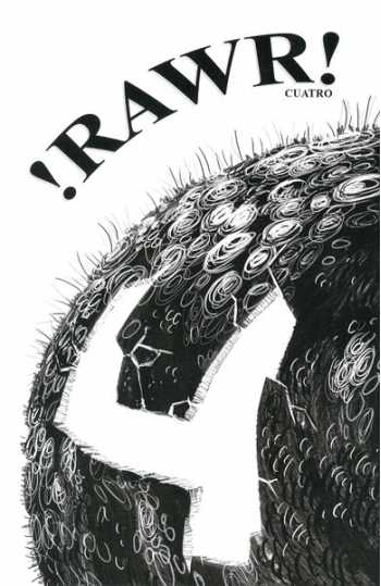 Rawr! Cuatro: Sketches by Katy Hargrove