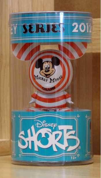 Disney Shorts, Series 1: Club Mickey